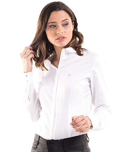 GUESS Camisa Blanca Sastre L Blanco