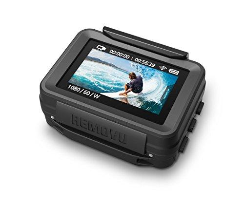 removu-Kamera Zubehör removu P1LCD Touch Screen Wifi Live View Schwarz - -