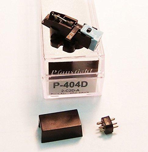 P-404d Tintenpatronen-Nadel für EV 5632 Tetrad, universal, Grau/Orange