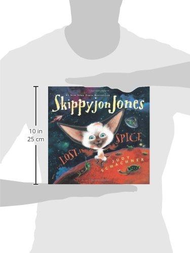 Skippyjon Jones, Lost in Spice [With CD (Audio)]