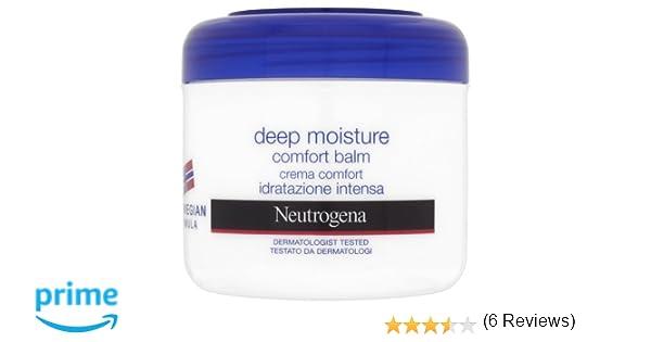 Neutrogena Bagno Doccia : Neutrogena crema comfort ad idratazione intensa ml amazon