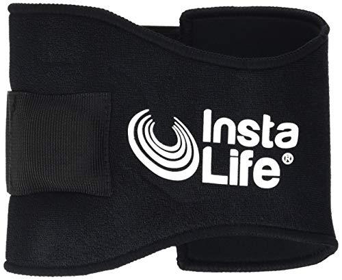 Insta Life - Banda para pantorrilla de digitopresión Negro negro Talla:à l'unité