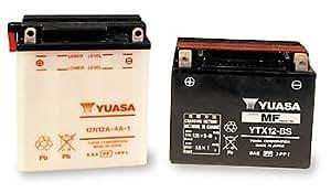Batterie Yuasa YT 12A-BS wartungsfrei (AGM)