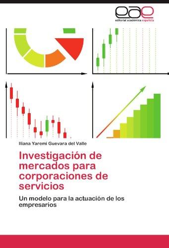 Investigacion de Mercados Para Corporaciones de Servicios