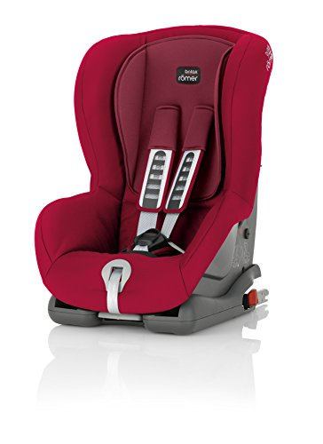 Britax Römer Duo Plus Siège Auto Groupe 1 - Flame Red