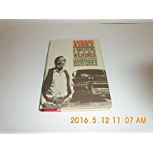 A Voice Crying in the Wilderness: Notes from a Secret Journal (Vox Clamantis in Deserto) by Edward Abbey (1990-05-23)