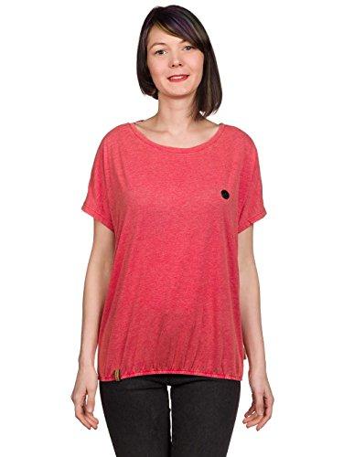 Naketano Damen T-Shirt orange melange