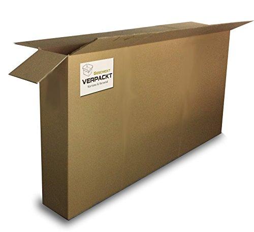 Fahrradkarton/-verpackung (1 Stk) 1600 x 200 x 800 mm DHL-Versand TopQualität
