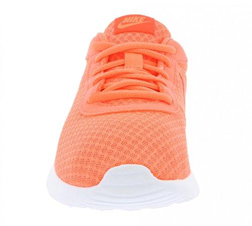Nike Tanjun–Chaussures de running pour femme Naranja (Bright Mango / Brght Crmsn White)