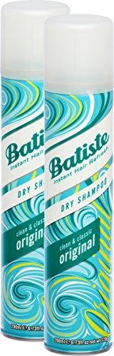 Batiste Dry Shampoo Original Clean & Classic 6.73 Fl Oz 'New' (2) by N/A