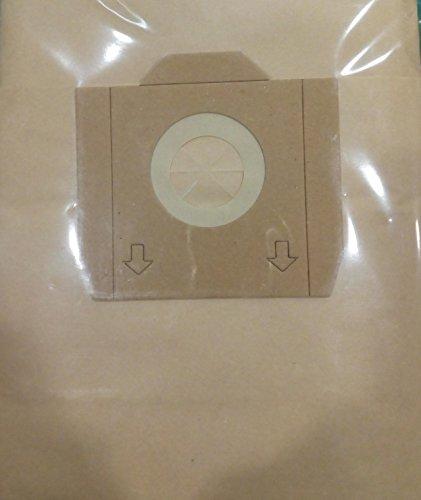 20 x sacchetti per aspirapolvere per VICTOR Hoover Sacchetto di carta spessa