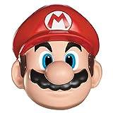 Super Mario 13383 - Maschera Mario, Rosso, Taglia Unica
