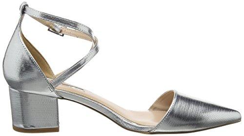 Miss KG - Ava, Scarpe col tacco Donna Argento (Silver)