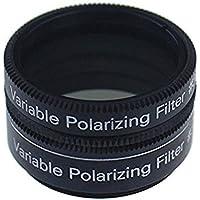 Telescopio y ocular Gosky de 3,17 cm, filtro polarizador variable
