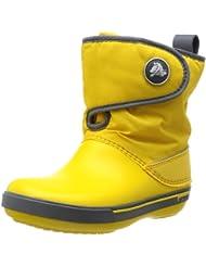 Crocs Crocband II.5 Gust Boot Kids - Zuecos de material sintético Infantil