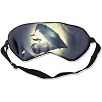 Cute Dolphins Outer Space Sleep Eyes Masks - Comfortable Sleeping Mask Eye Cover For Travelling Night Noon Nap... preisvergleich bei billige-tabletten.eu