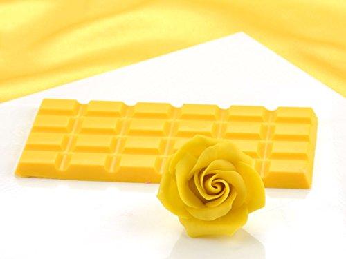 Gelb 600g (Gelbe Schokolade)