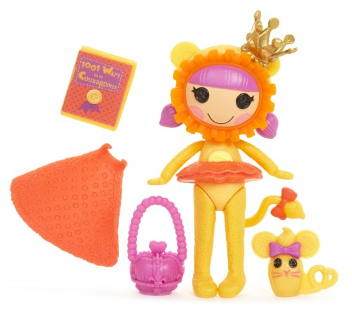 Mini Lalaloopsy Puppe - Kitty B. Brave [UK Import]