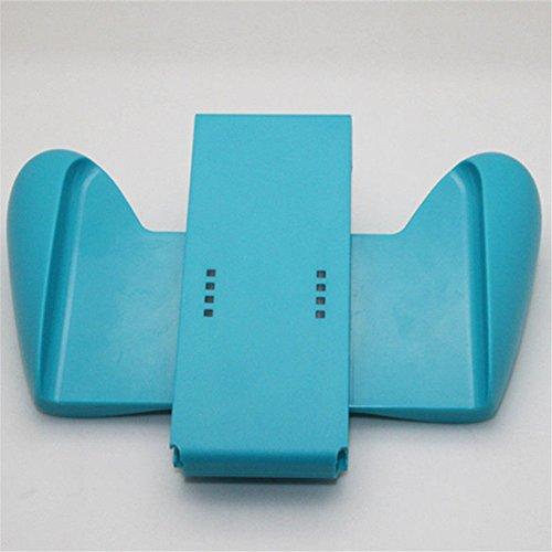 Preisvergleich Produktbild Interesting® Blue Comfort Handgriff Adapter Griff Halter für Nintendo Switch Joy-Con Controller