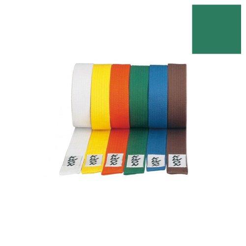 Kwon Kampfsportgürtel, versch. Farben grün 280 cm