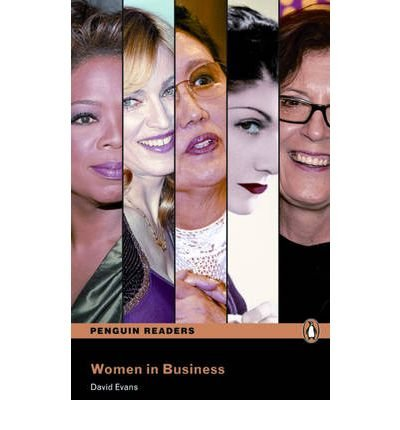 women-in-business-and-mp3-pack-level-4-by-david-evans-author-paperback-on-may-2011