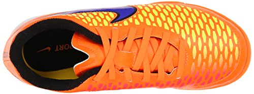 Nike  Jr Magista Onda Ic, Chaussures de sport fille - orange - gelb - rosa - violett