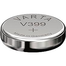 VARTA V399 / SR57 - Pack de 1 pila (óxido de plata, 1.55 V, 42 mAh)