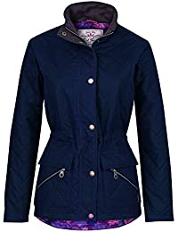 Jack Murphy Womens/Ladies Omogen Waxed Cotton Shower Resistant Jacket