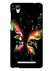 TREECASE Designer Printed Back Case Cover For Gionee F103