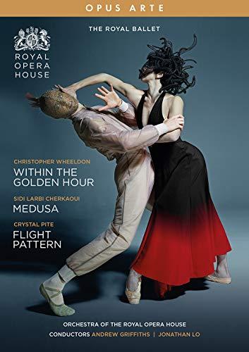 Within The Golden Hour [Beatriz Stix-Brunell; Francesca Hayward; Sarah Lamb; Royal Opera House; Jonathan Lo; Andrew Griffiths] [Opus Arte: OA1300D]