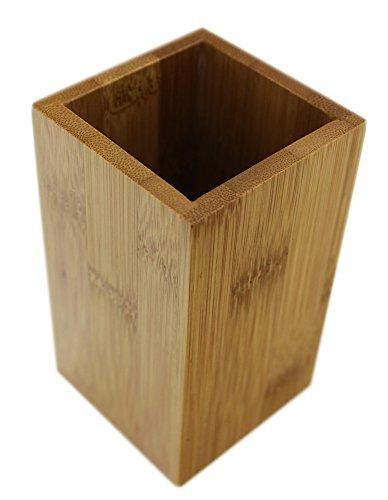 Bambus Zahnbürstenhalter – 2er Set - 5