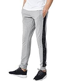 Pantaloni Sportivi Uomo Topgrowth Casual Palestra Pantaloni Cotone  Traspirante Elastico Running Patchwork Mimetico Pantaloni Da Jogger 46e79edd3248