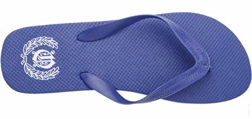 CRIVIT® Zehentrenner / Bade-Pantoletten Unisex Erwachsene Dunkelblau