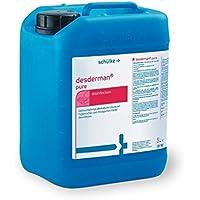 Desderman 116805 Schnelldesinfektion Pure, 5 L preisvergleich bei billige-tabletten.eu