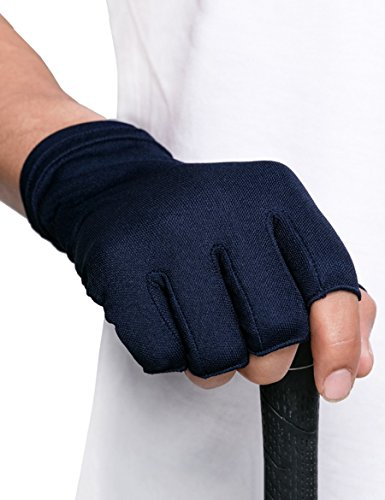 Gants de peau exposés Gants à demi-doigts Section mince Été ensoleillé Été Une courte section de gants ( Couleur : 2 ) 3