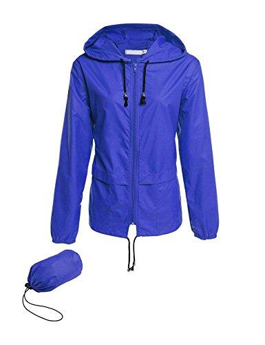giacca impermeabile