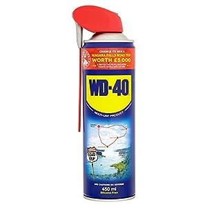 WD-40 Multi-Usage du produit 450ml (Pack de 56 x Spl)