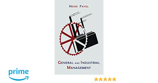 5 functions of management henri fayol