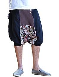 bonzaai sarouel femme mode hippie pantalon de yoga Spektakulär