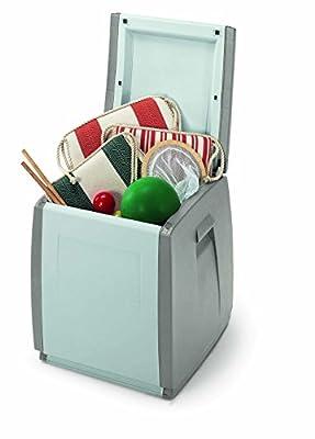 Kunststoff-Auflagenbox B 54 x T 54 x H 57 cm (120 LT) von Terry StoreAge - Du und dein Garten