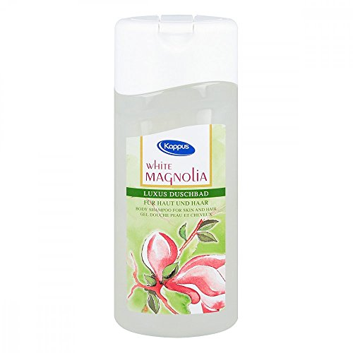 KAPPUS white magnolia Duschbad 300 ml Bad