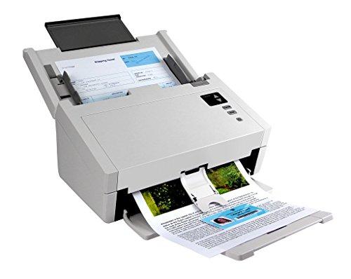 A4 Duplex Dokumentenscanner mit 40 Seiten (80 Bilder) pro Minute ()