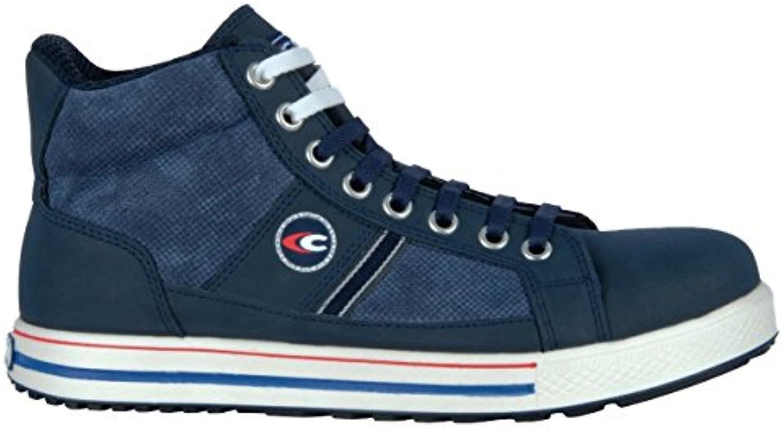 Cofra 35060 – 002.w36 Pressing S3 SRC – zapatos de seguridad talla 36 AZUL