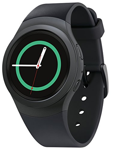 Samsung Gear S2 Smartwatch for Most Android Phones - Dark Gray