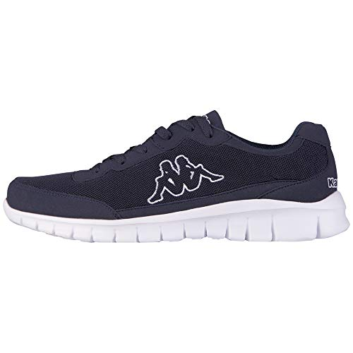 Kappa Rocket, Zapatillas Unisex Adulto, Azul (Navy/White 6710), 42 EU