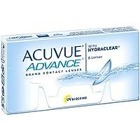 Acuvue Advance - Johnson & Johnson - Wochenlinsen - BC 8.7 -5.25