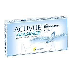 Acuvue Advance - Johnson & Johnson - Wochenlinsen - BC 8.7-1.25