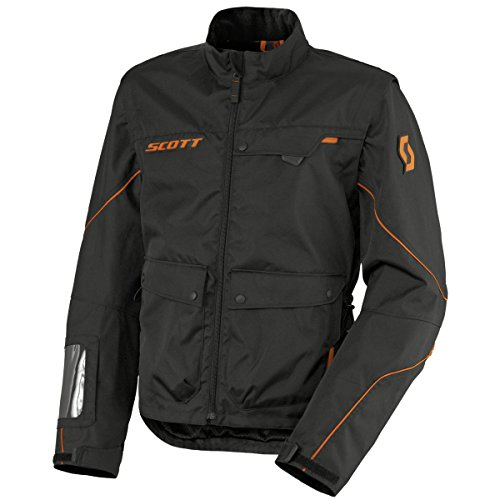 Scott Adventure 2 MX Enduro/Cross Veste de moto Noir/Gris 2016