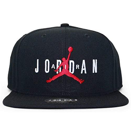 Jordan Gorra Pro Jumpman Air Hbr Negro Ajustable