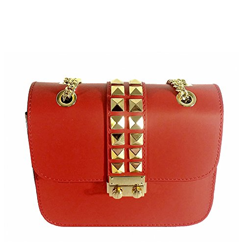 luxury-leather-bag-womens-shoulder-bag-red-red